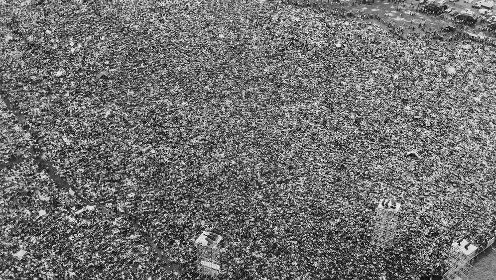 The Who, Hendrix und Co.: Woodstock ausgraben