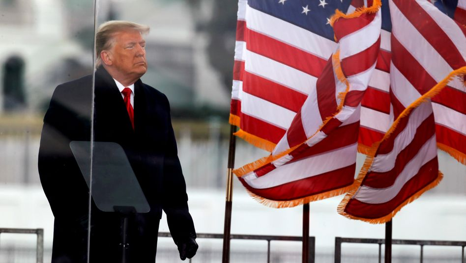Ex-Präsident Trump – Nachfolger Biden kappt den Informationsfluss