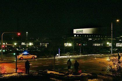 """Aarhus: Zentrale der """"Jyllands-Posten"""""""