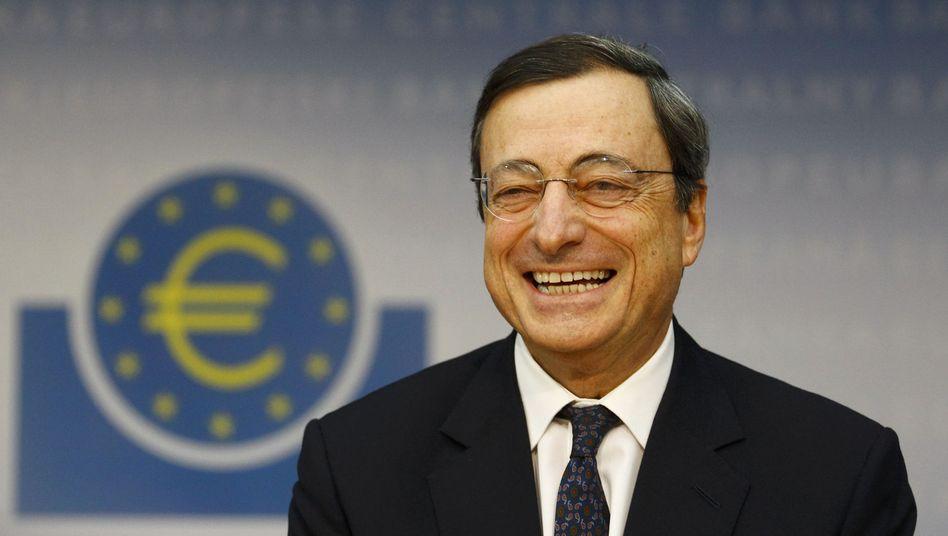 EZB-Präsident Mario Draghi: So schlimm wie seit Lehman nicht mehr