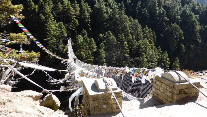 Etappen des Gokyo-Treks: Von Lukla nach Gokyo