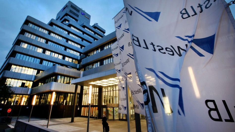 WestLB isn't the only state-owned bank in Germany in bad shape.