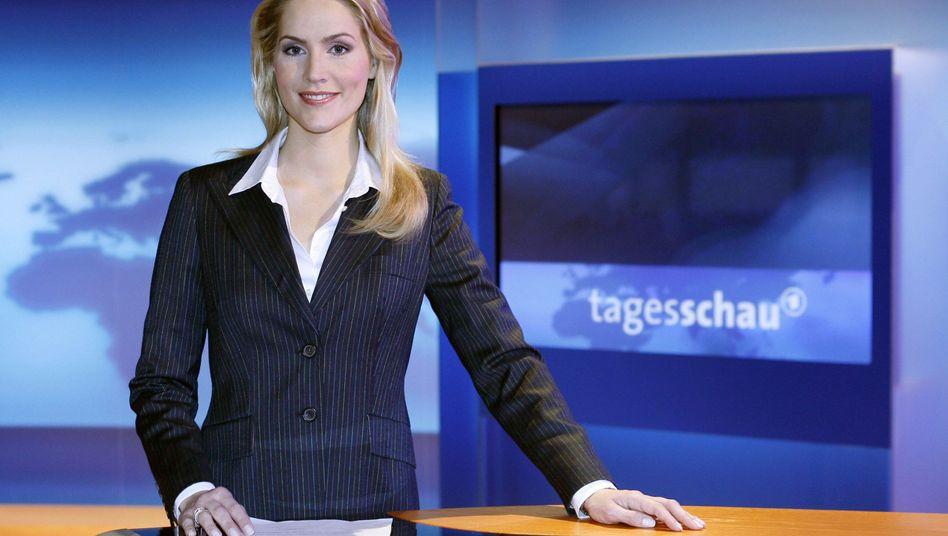 """""""Tagesschau""""-Sprecherin Judith Rakers: Für Jugendliche nicht so spannend"""