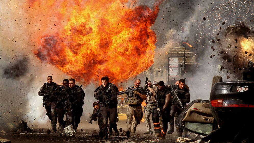 """Transformers 3"": In Blechgewittern"
