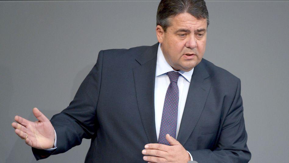 """Entschlossener Auftritt im Bundestag: """"Unsere Kinder würden uns verfluchen"""""""