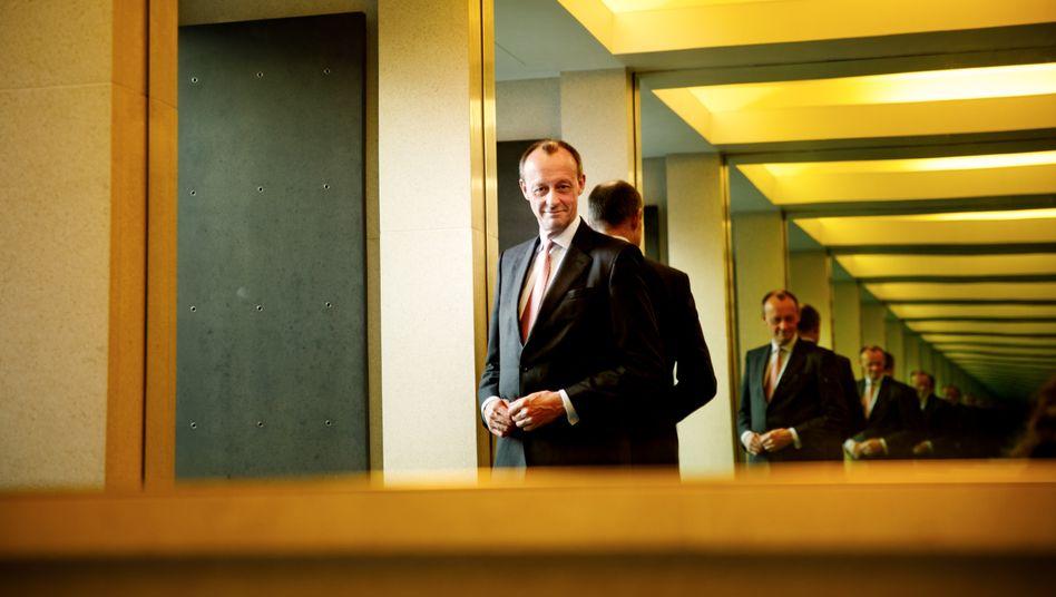 """Christdemokrat Merz:""""Die Grünen sind mir einfach zu rückwärtsgewandt"""""""