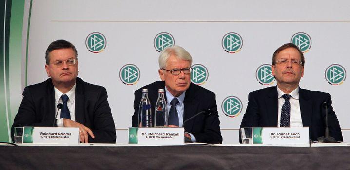 DFB-Führungsriege
