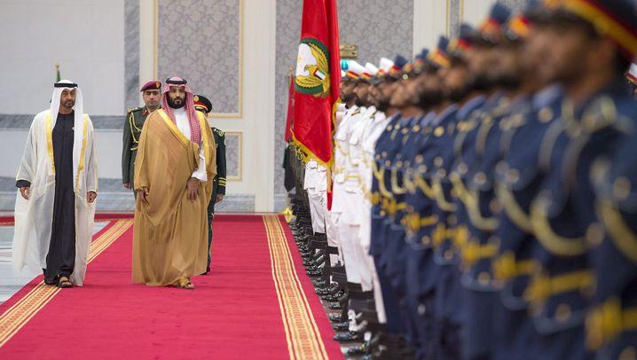 Saudische PR-Offensive: Ein Prinz auf Reisen