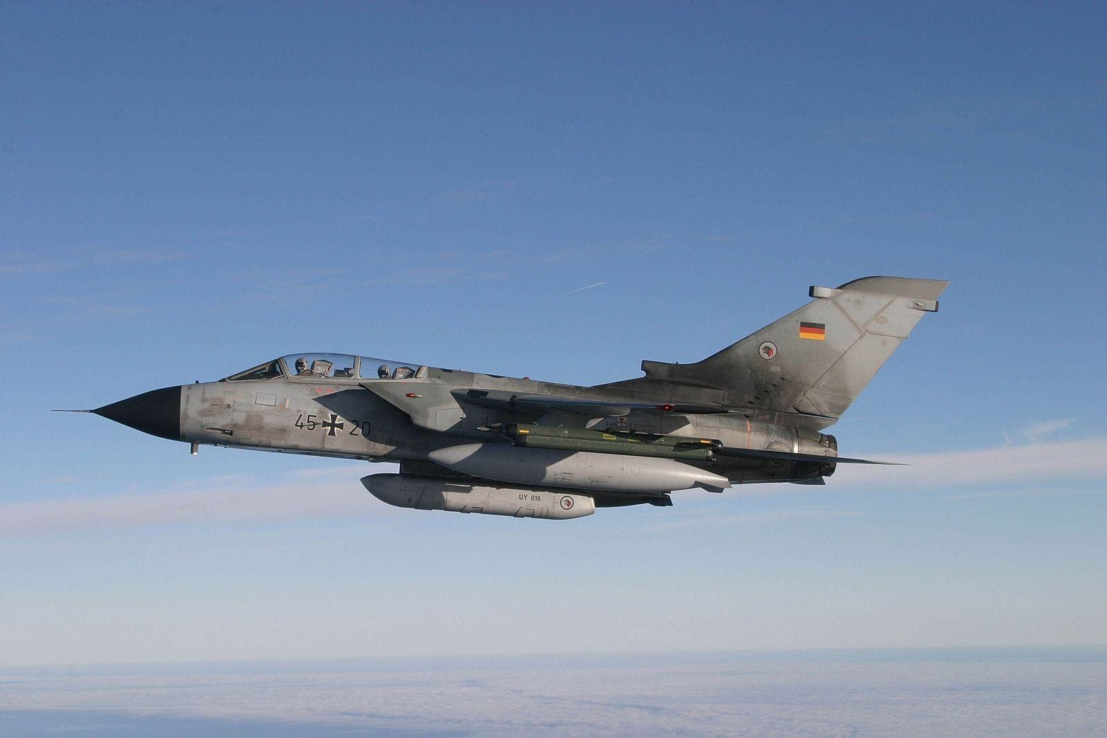 Luftwaffe/ Tornado