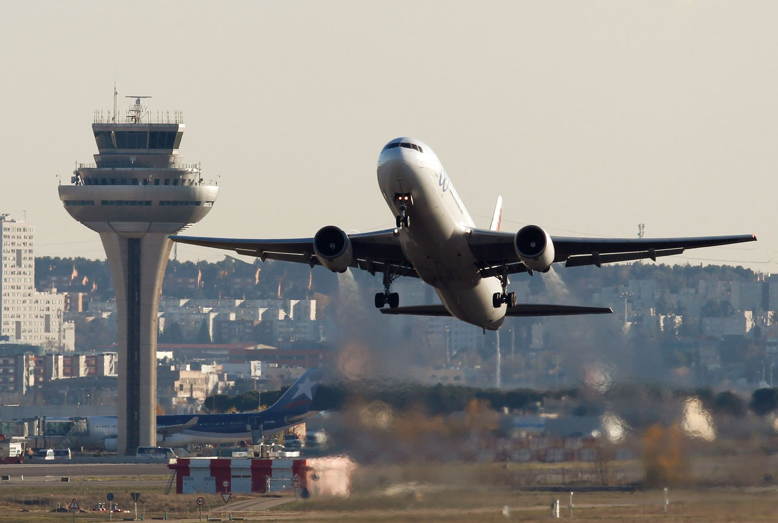 Flughafen / Barajas / Madrid