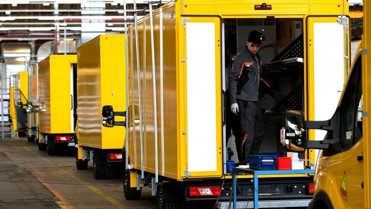 Elektrofahrzeug: Post stellt Produktion von Streetscootern dieses Jahr ein