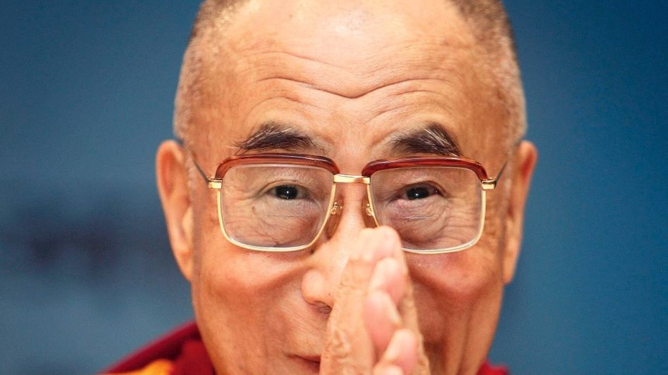 Tenzin Gyatso, der derzeitige Dalai Lama