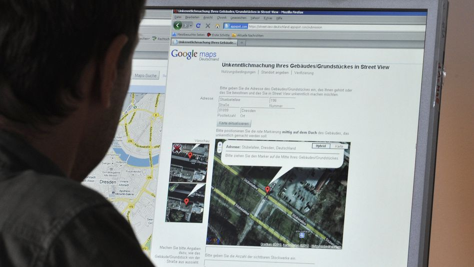 Fewer than 3 percent of residents in 20 German cities have petitioned Google to blur out their homes in its Street View service.