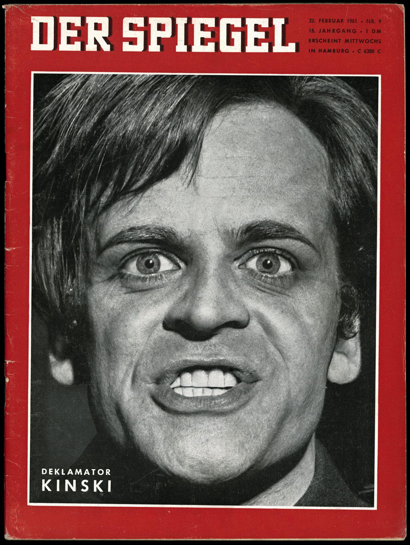 Kinski vermögen klaus Schauspieler war