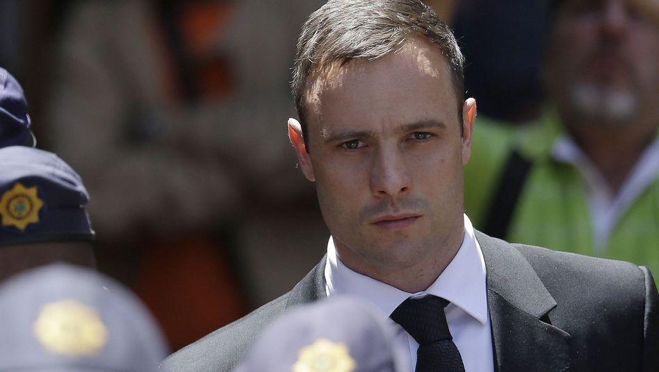 Oscar Pistorius (Archiv): Entscheidung über Berufungsverfahren gefallen
