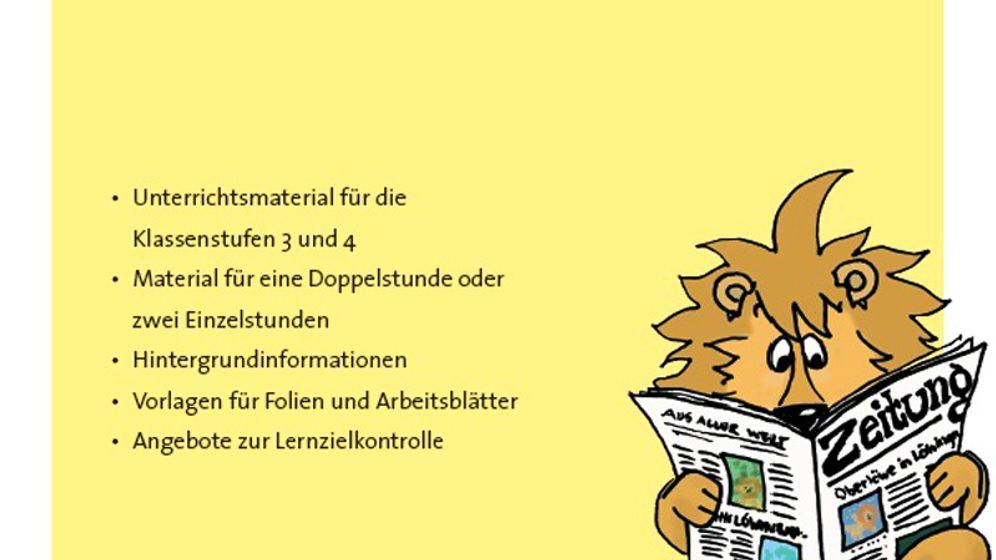Medienführerschein für Grundschüler: Bernd, der dumme Blogger