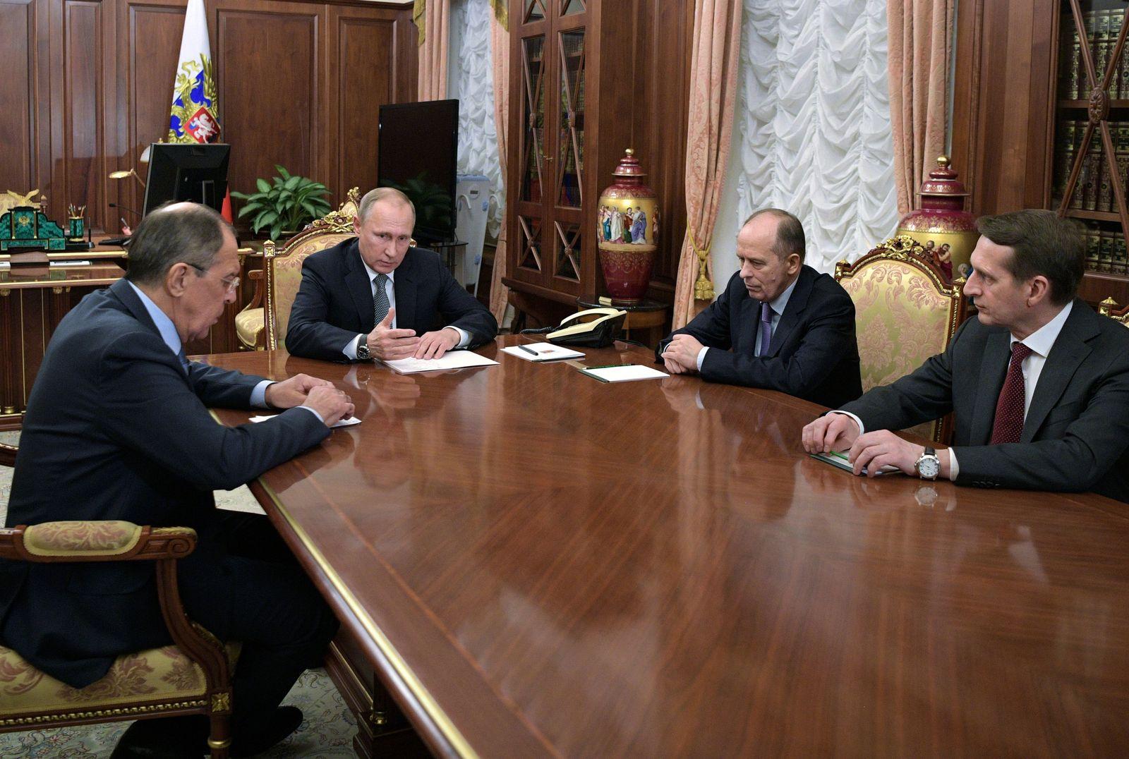 Botschafter/ Karlov/ Putin