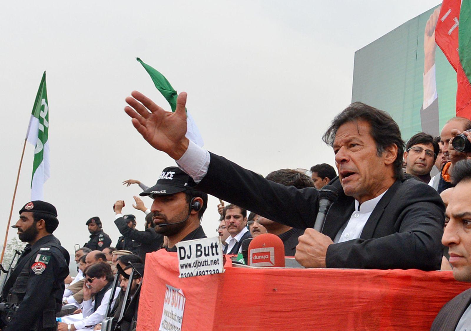 Imran Khan/ Pakistan