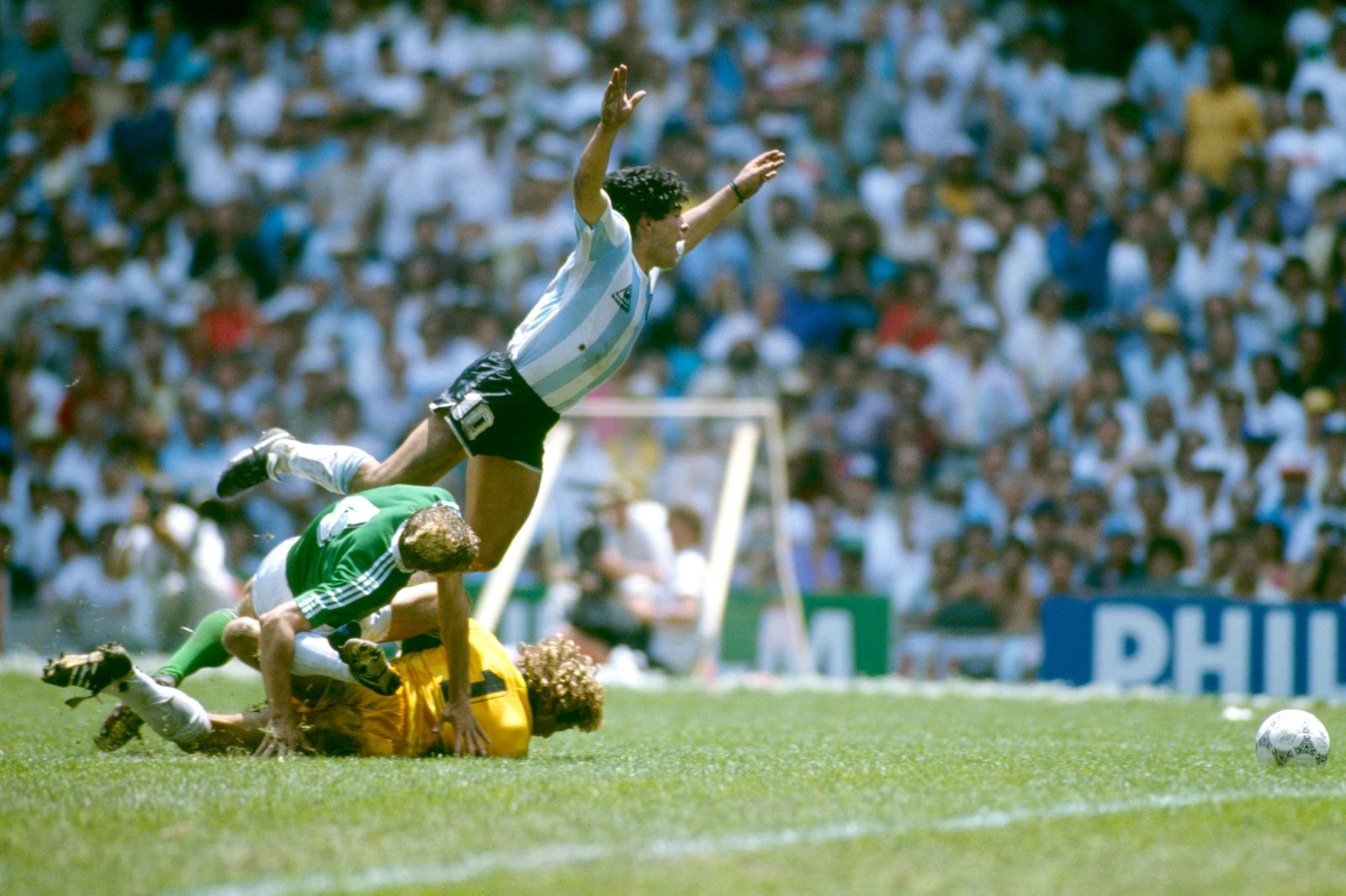Soccer - 1986 FIFA World Cup Final - Argentina vs Germany