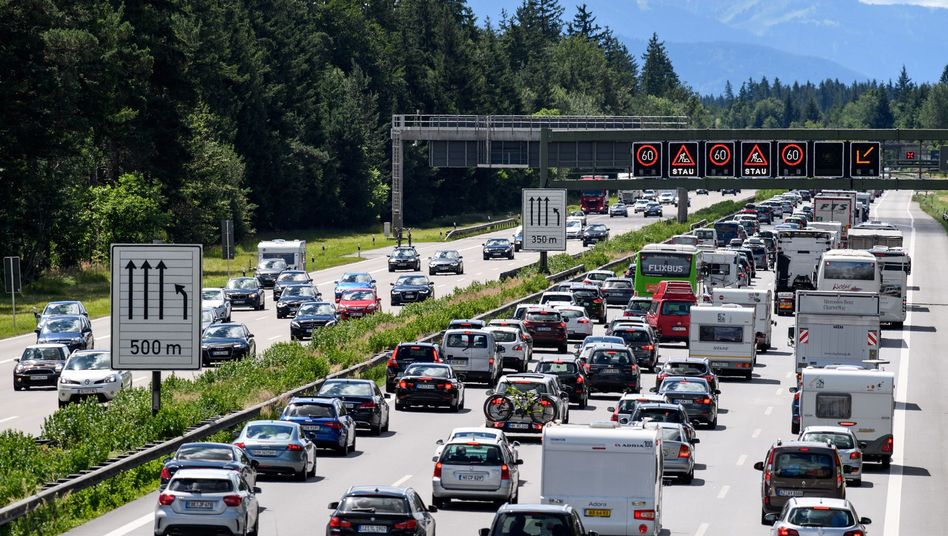 Nach Tirol verhängt auch Salzburg Fahrverbote für Durchreisende