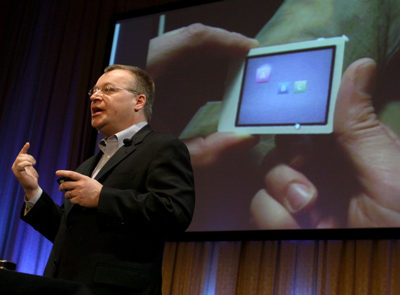 Nokia / Stephen Elop