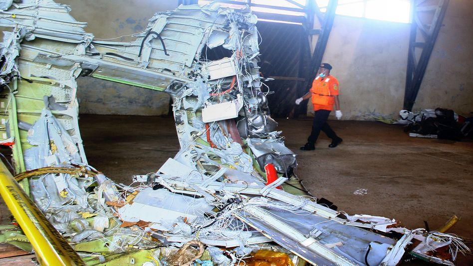 Flugzeugwrack: Tödliche Fehler der Piloten