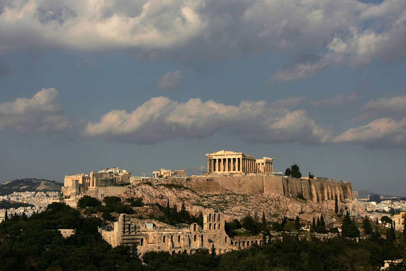Debatte um Notfallplan für Griechenland