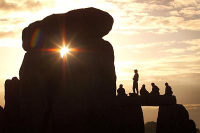 Steinzeit-Observatorium Stonehenge: Forscher suchen nach dem Schöpfergott