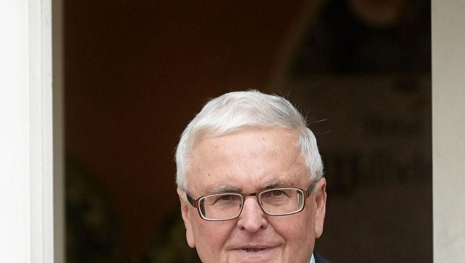 """Früherer DFB-Präsident Zwanziger: """"Sie wären in der Lage, aber sie wollen nicht"""""""