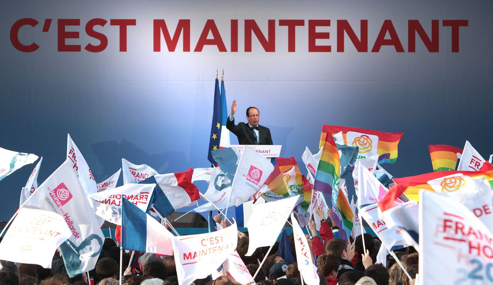 Hollande Fahnen