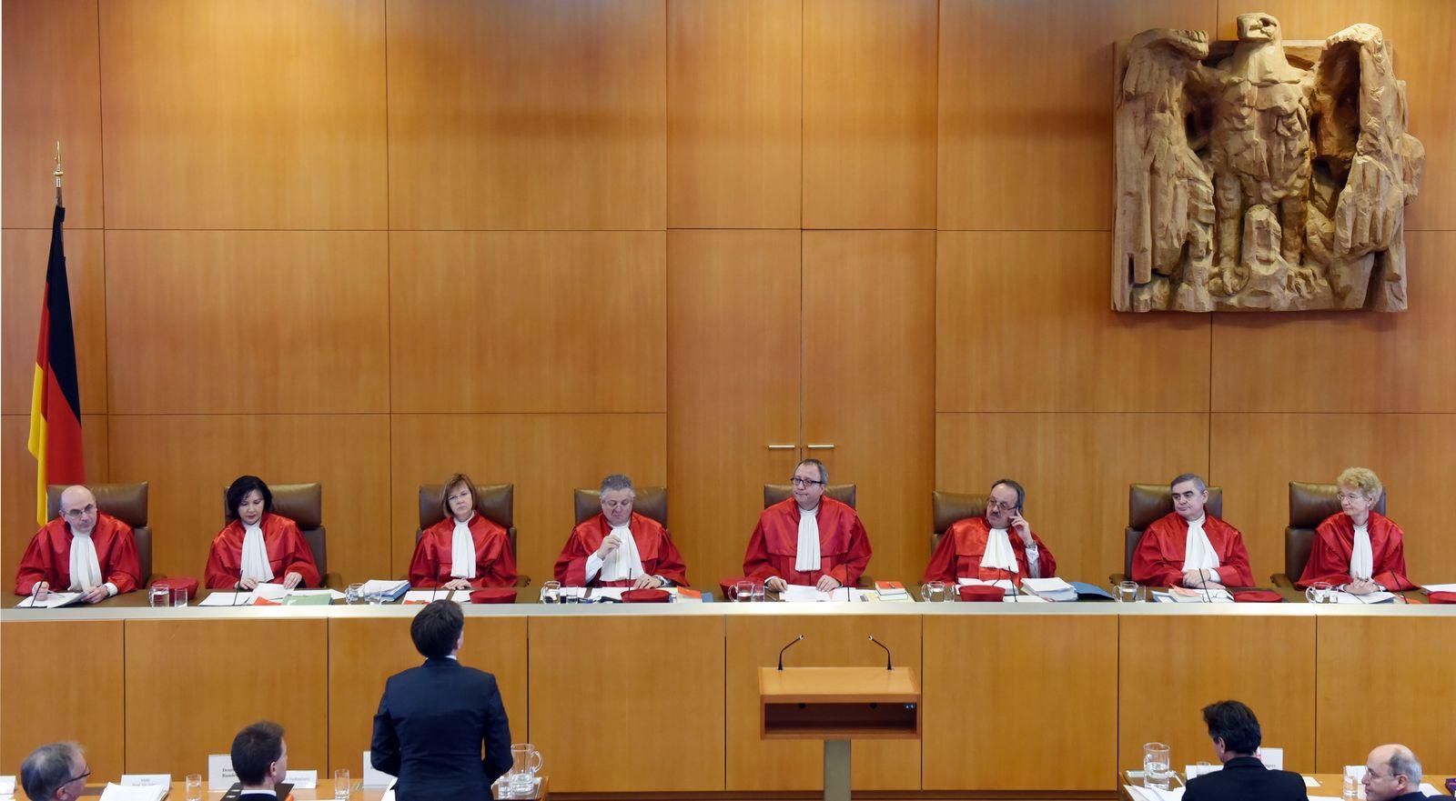 Bundesverfassungsgericht verhandelt über EZB-Anleihenkäufe
