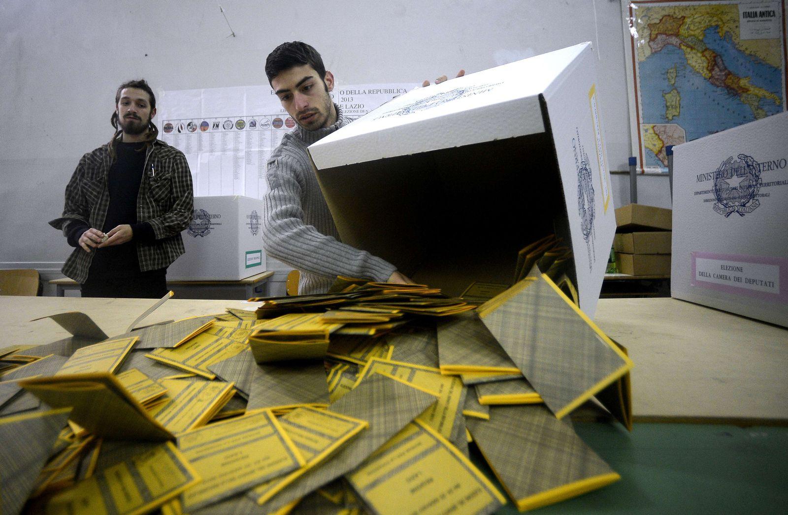 ITALY-VOTE