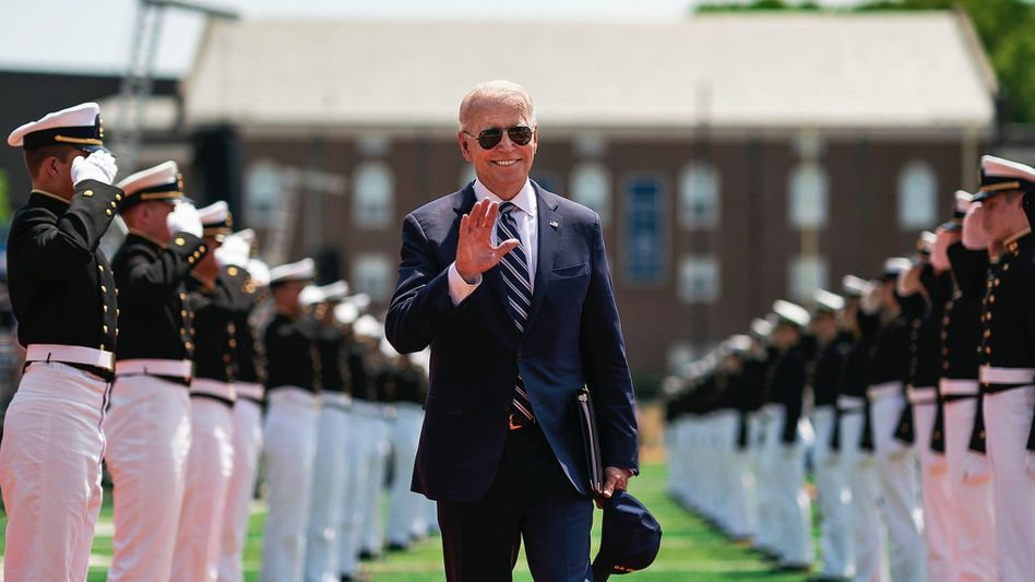 US-Präsident Biden: »Ich denke nicht, dass Sie eine Seele haben«