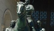 Roosevelt-Statue in New York wird abgebaut