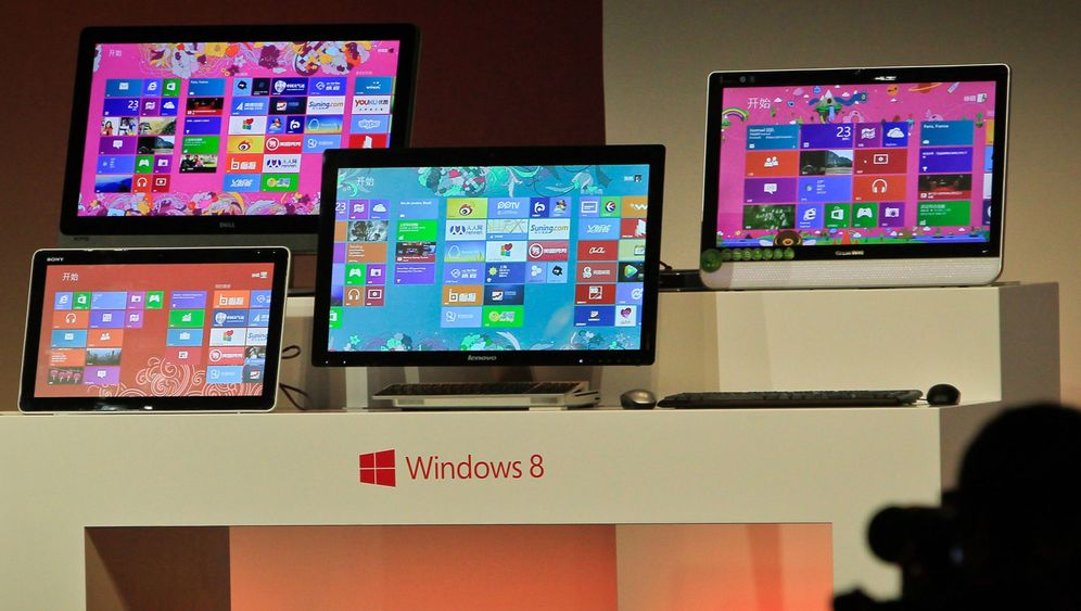 Neue Hardware: Das sind die ersten Windows-8-Computer