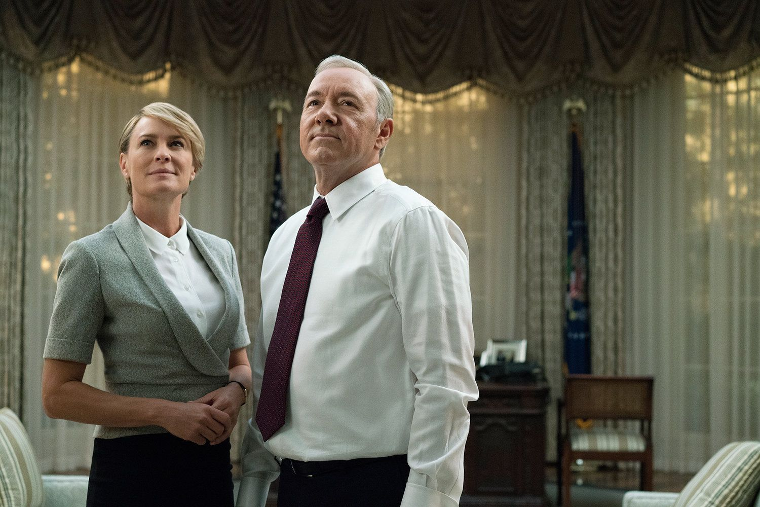 House of Cards, 5. Staffel