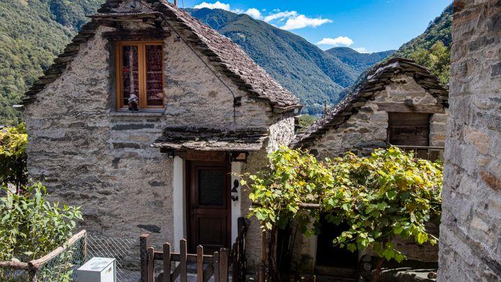 Verzascatal: Der steinige Weg zum Dorfhotel
