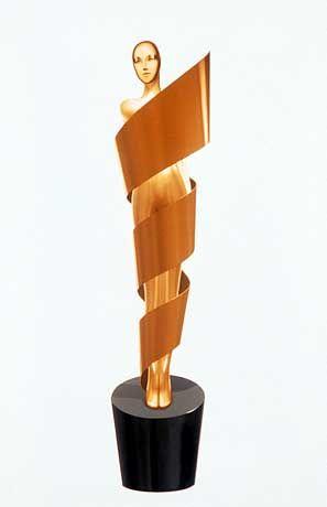Die Statue für den deutschen Filmpreis