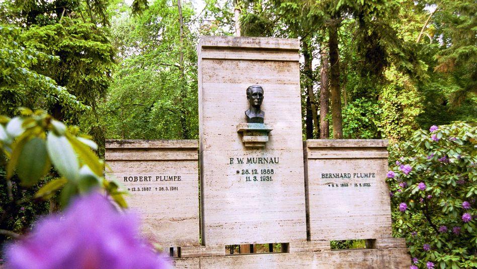 Grab von Friedrich Wilhelm Murnau in Berlin: Die Täter gingen offenbar gezielt vor