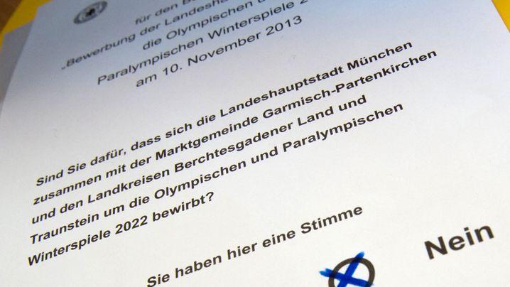 Winterspiele 2022: Olympia dahoam fällt aus