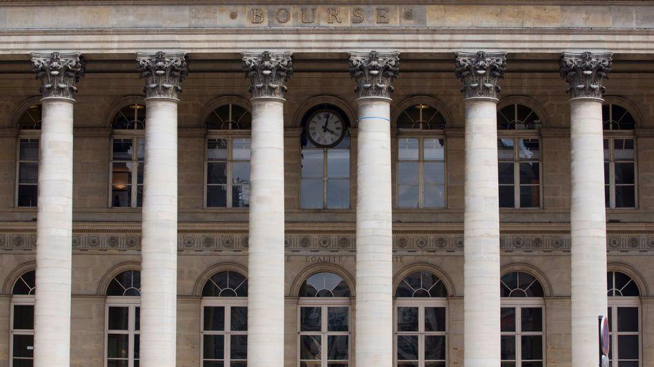 """Börse in Paris: """"Jede Preisentwicklung woanders wird registriert"""""""