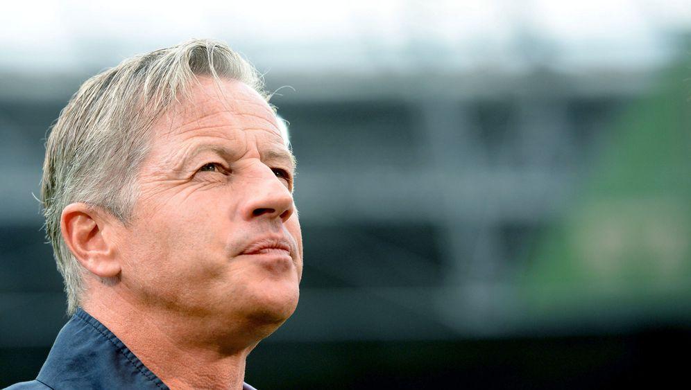 Trainer Jens Keller: Erfolgreich und umstritten