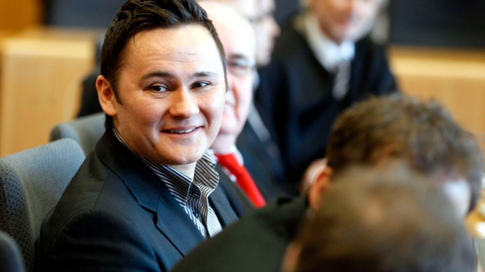 Angeklagter Sapina: Kontensuche ist angelaufen