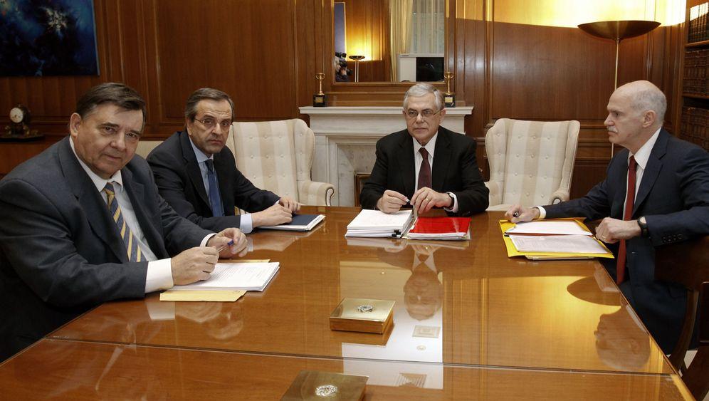 Griechenland: Nächtlicher Verhandlungspoker