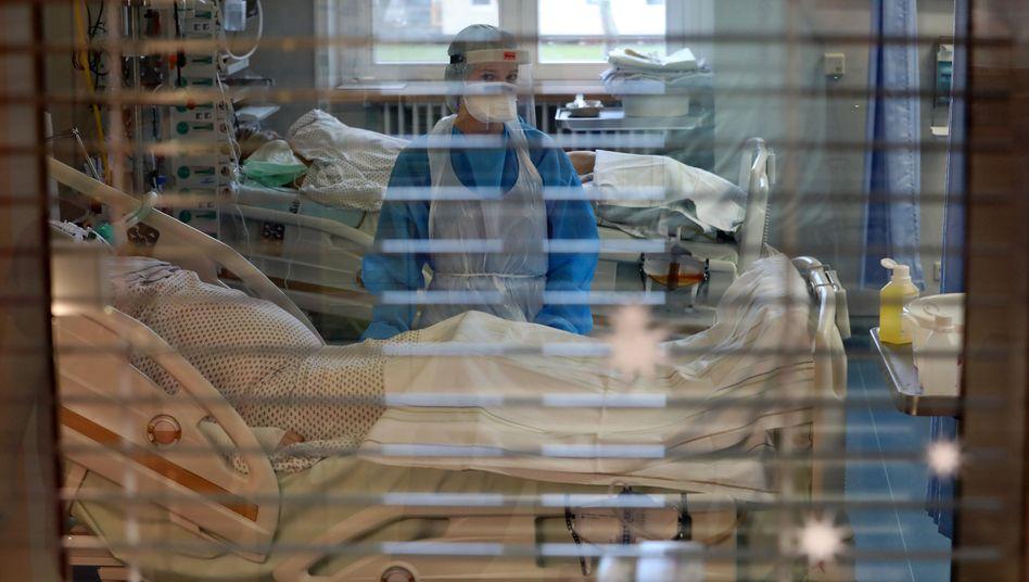 Behandlung von Covid-19-Patienten: »Viele leiden bis heute unter Luftnot«
