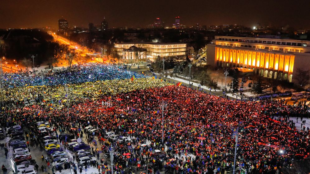 Photo Gallery: Romania Rallies