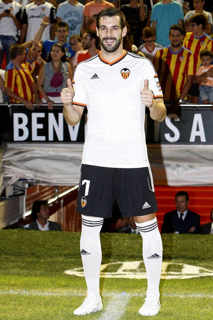 Für 30 Millionen Euro: Álvaro Negredo kommt von Manchester City