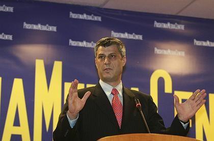 Hashim Thaci: Wann kommt der Schritt in die Unabhängigkeit?