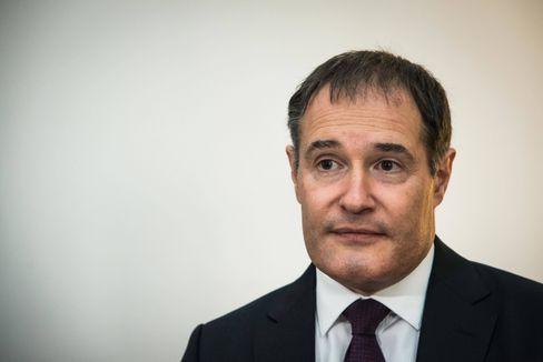 Frontex-Chef Fabrice Leggeri