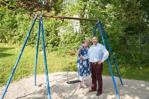 Marianne und Reinhard Kopp aus Illerrieden: Sie berichten in diesem Text, wie sich das Leben auf Abstand zu ihren Enkelkindern anfühlt